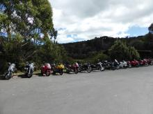 Lunch at Cradle Mountain