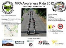 Awareness Ride Poster